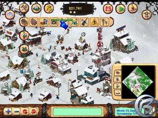 DSki Resort Tycoon II
