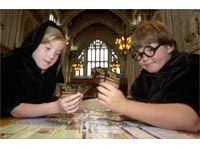 Harry Potter-card game