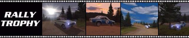 Historic Trophy Rally - video