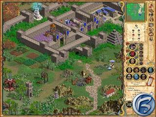 Heroes of Might and Magic 4 (preview)