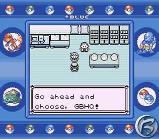 Pokémon Red/Blue