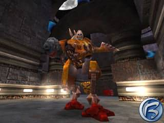 Screenshot z Quake 3: Arena