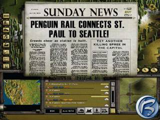 Railroad Tycoon II Gold Edition