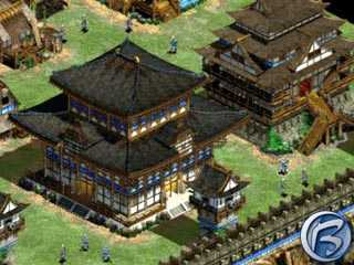 Age of Empires 2 - The Age of Kings - JAPONCI