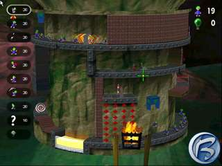 Lemmings Revolution