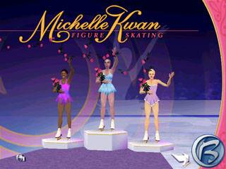 Michelle Kwan Figure Skating