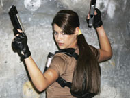 Karima Adebibe - Tomb Raider: Legend