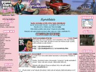 Grand Theft Auto Vice City Bonusweb FanSite