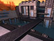 Quake 4 Fortress