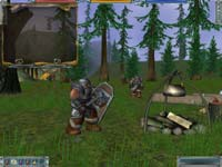 Darkfall - screenshoty