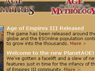 Planet Age of Empires