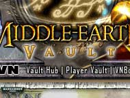Battle for Middle Earth Vault