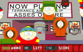 south Park: The Real Armageddon