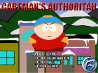 Cartman's Authoritah
