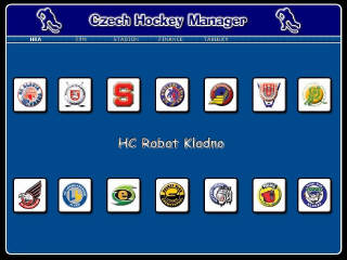 Czech Hockey Manager