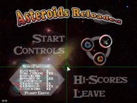 Asteroids Reloaded