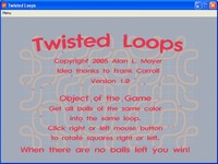 Twisted Loops