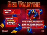 Red Valkyrie