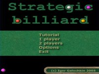 Strategic Billiard
