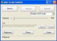 MIDI To MP3 Maker