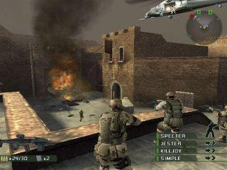 SOCOM 3: US Navy Seals