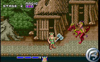 Golden Axe - 1989