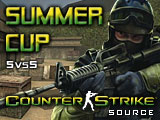 CounterStrike:Source - Summer Cup