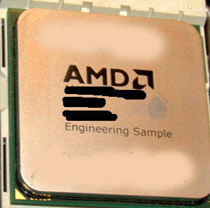Dual-core Athlon64 2,4GHz - prototyp