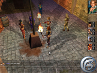 Neverwinter Nights - screenshoty