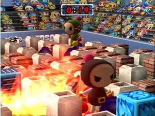 Bomberman Harball