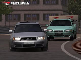 Enthusia Professional Racing