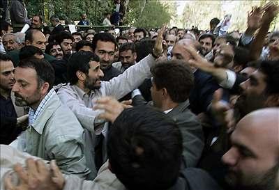 Íránský prezident opět popřel holokaust