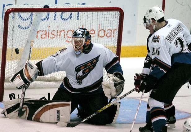 Petr Sýkora v NHL neuspěl