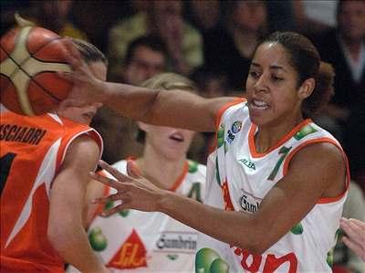 Basketbalistky vyhrály v Jekatěrinburgu