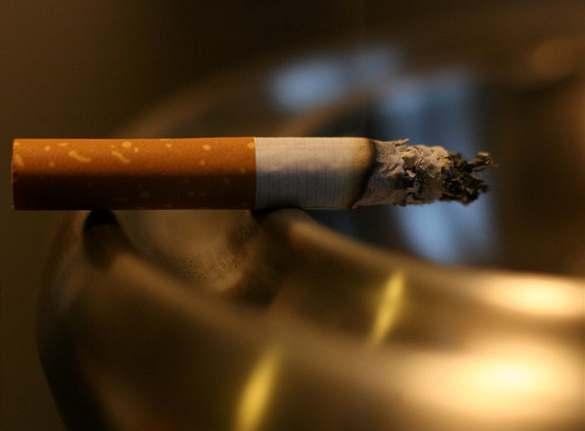 Policie zatkla vzpurného kuřáka v restauraci