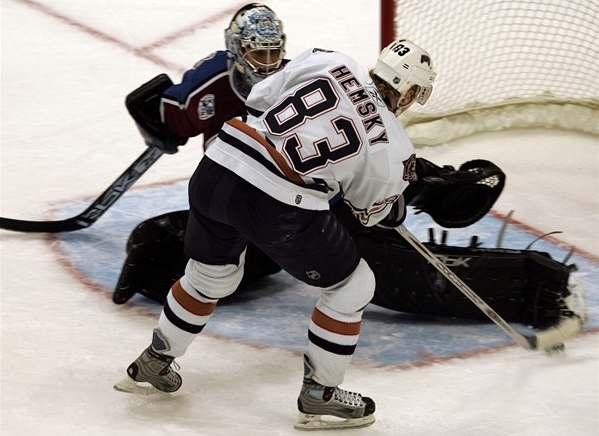 Hemský se upsal Edmontonu na 6 sezon