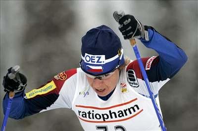 Neumannová zabrala, ve sprintu skončila pátá