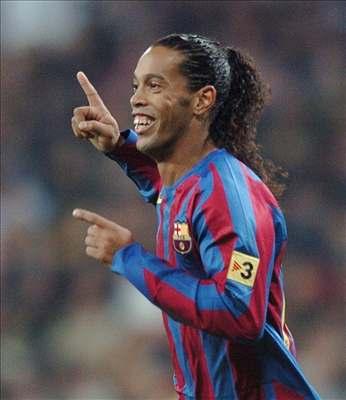 Čarovný Ronaldinho získá Zlatý míč