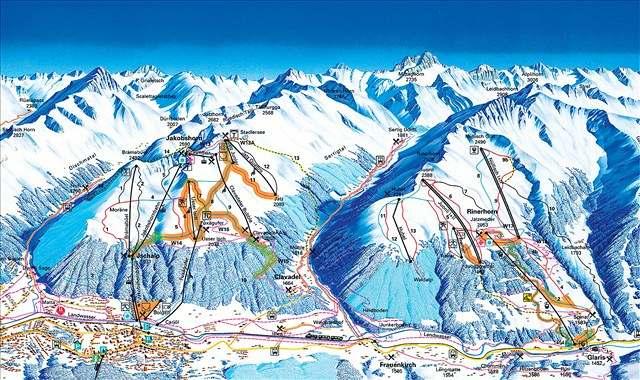 3. DÍL: Davos: středisko lyžařské smetánky