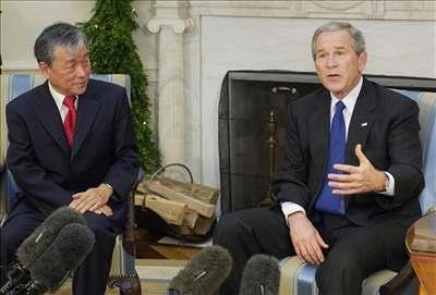 Bush chce měnit vízový program