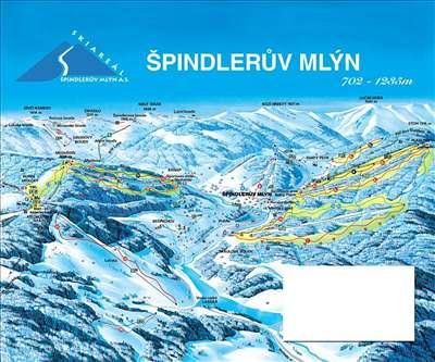 6.DÍL: Špindlerův Mlýn: lyžaře čekají změny