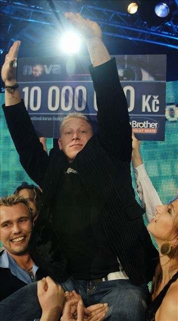 Big Brother vyhrál Šrek