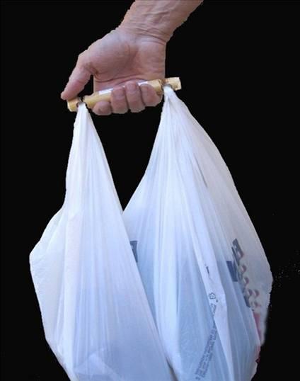 Konec igelitových tašek zdarma