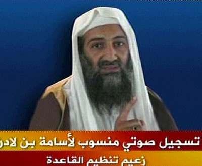 Vědec představí bin Ládina jako básníka