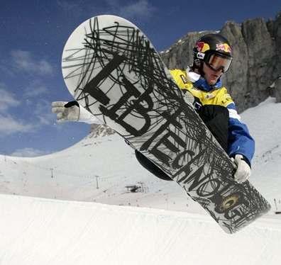 Snowboardisté jsou levičáci