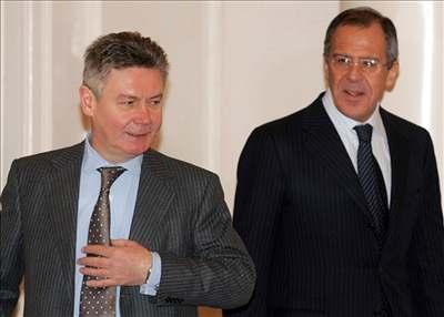 Lavrov: Celistvost Gruzie je mrtvá věc