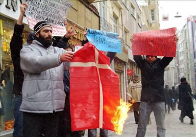 V Dánsku chtěli útočit teroristé
