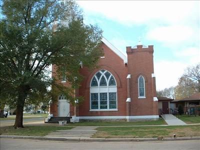 Rozvodová položka: kostel