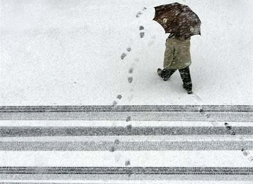 Česko opět zasype sníh