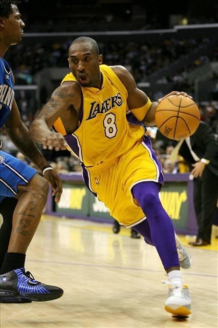 Bryant překonal Chamberlaina